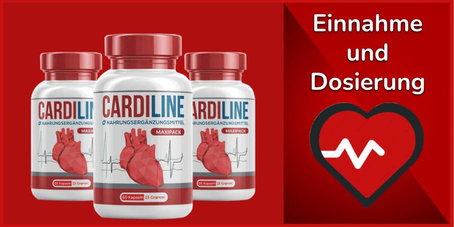 Cardiline Einnahme Dosierung