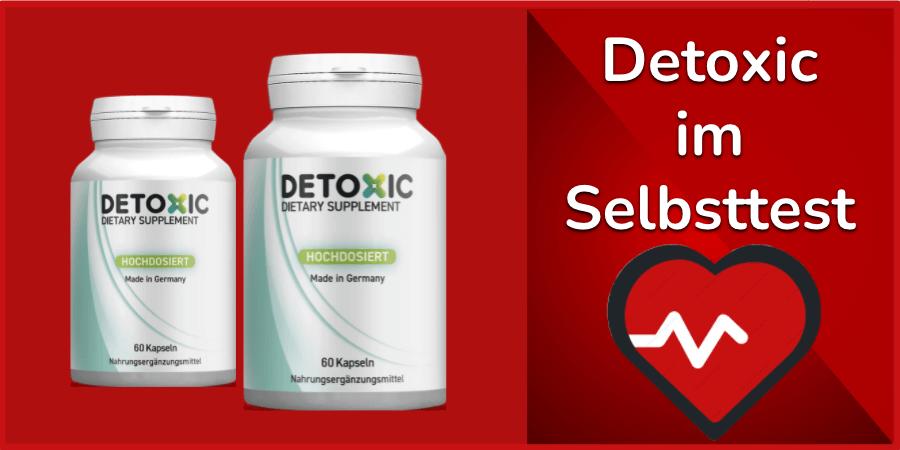 Detoxic Test Selbsttest