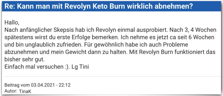 Revolyn Keto Burn Erfahrungsbericht Bewertung Erfahrung Revolyn Keto Burn